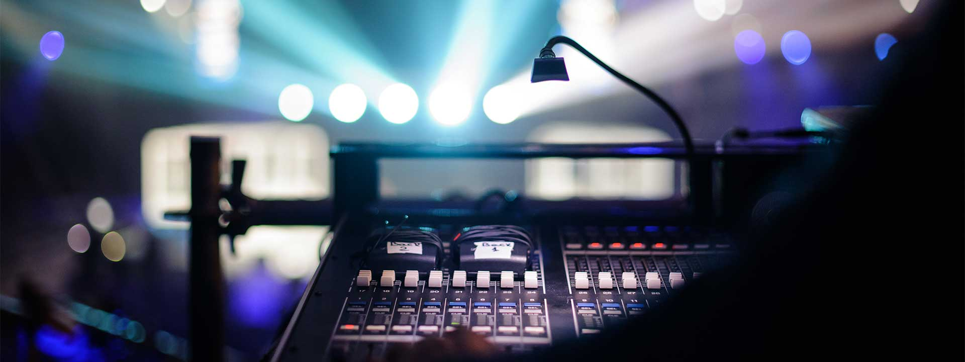 Intrak Sound & Light